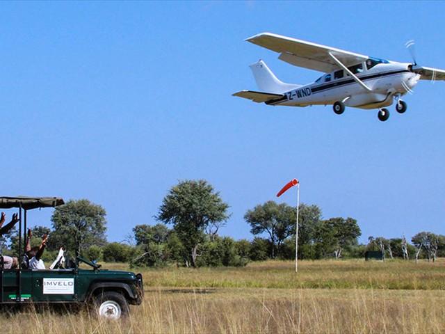 Bomani airstrip