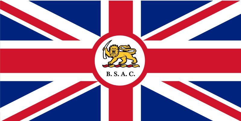 Flag of British 