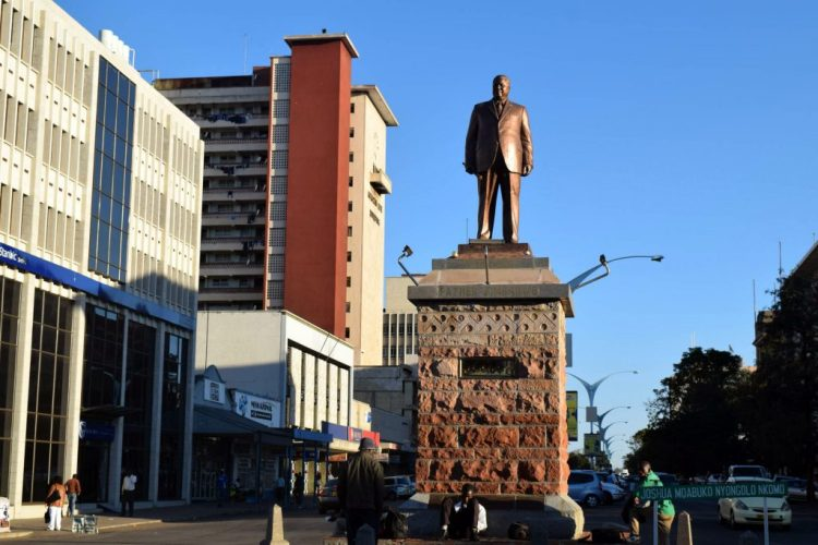 City of Bulawayo in Zimbabwe