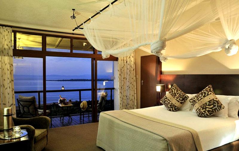 Premium room at Bumi Hills in Kariba