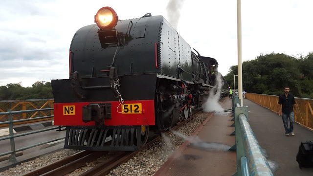 Bushtracks Express Steam Train