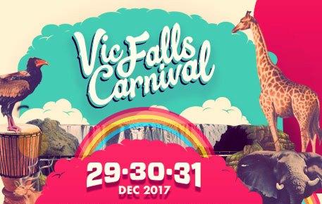 Jameson Vic Falls Carnival 2017
