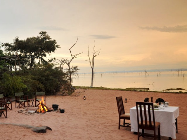 Changa Safari Camp, Lake Kariba, Matusadona National Park
