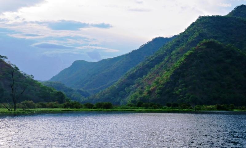 Vast scenery