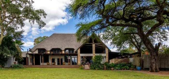 Chobe River Lodge