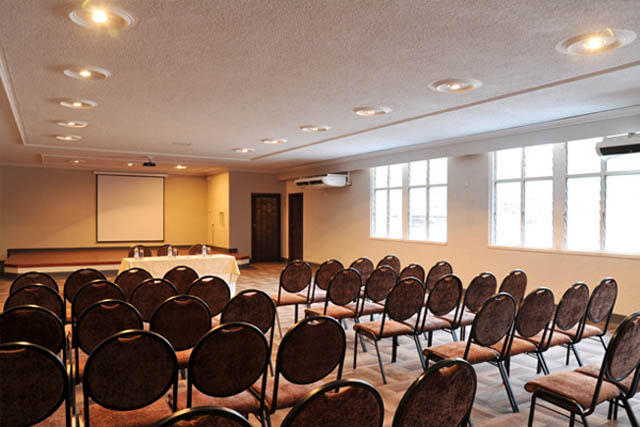 The Green Room conference room