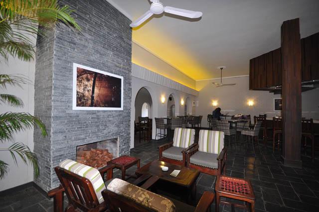 The Rainforest bar