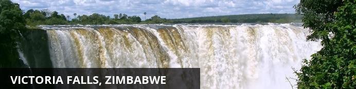 Destination Victoria Falls, Zimbabwe