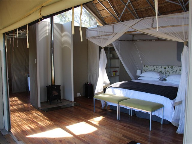 King bed chalet