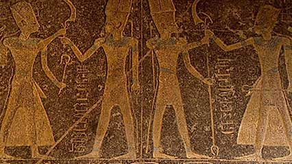History Of Africa From Egyptian Hieroglyphics To The