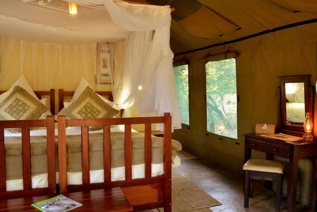 Elephant Valley Lodge, Botswana