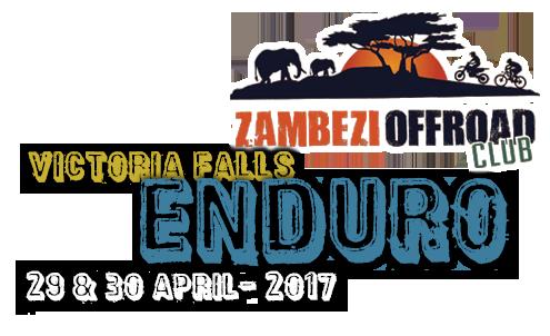 2017 Victoria Falls Fun enduro - a motorcyle bush race in Victoria Falls, Zimbabwe