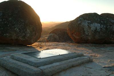 Rhodes's Grave - Matopo Hills