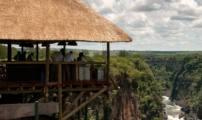 The Lookout Cafe Zambezi River Gorges - Victoria Falls Zimbabwe
