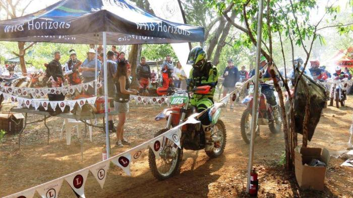 Victoria Falls Fun Enduro bike race - Zimbabwe