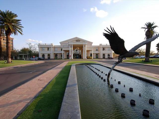 Gaborone International Conference Centre