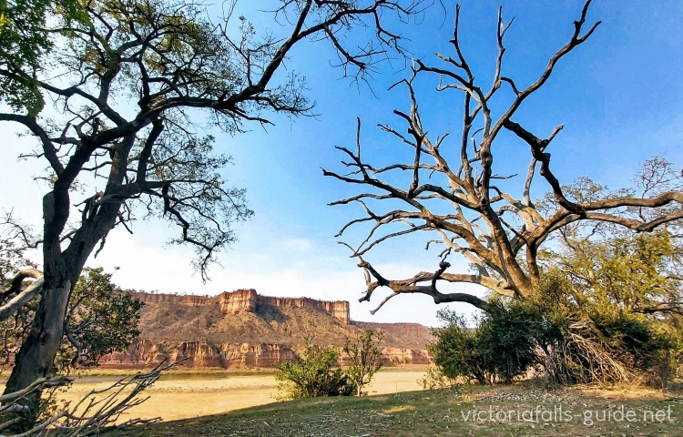 Chilojo Cliffs - Gonarezhou National Park, Zimbabwe