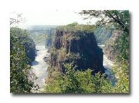 Victoria Falls Gorges