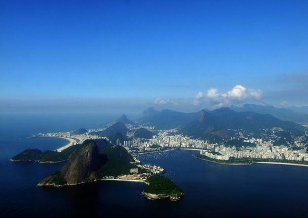 Rio de Janiero Harbour