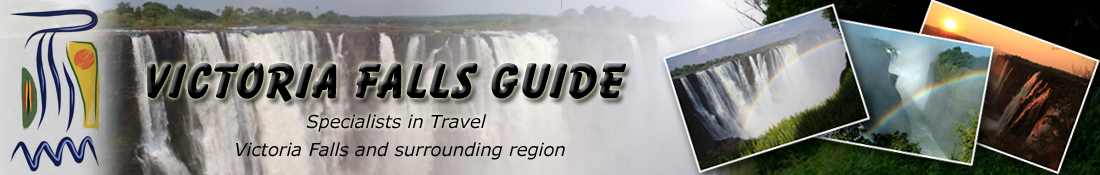 Online Victoria Falls travel guide with free downloadable guide!