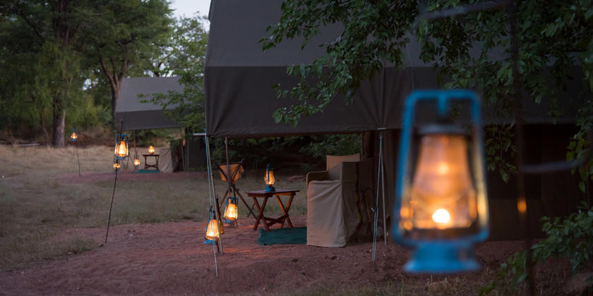 Hwange Bush Camp