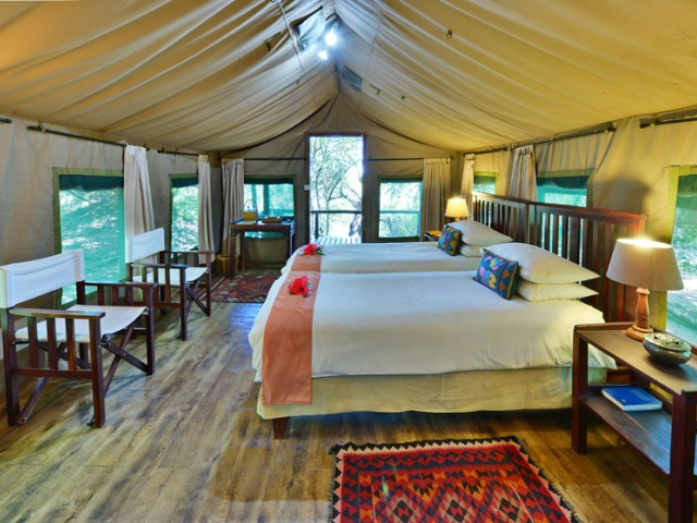 Botswana Accommodation and flights package - Ichingo Lodge, Impalila Island, Namibia