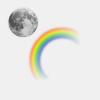 Lunar Rainbow