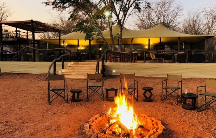Fabulous special offers at Iganyana Tented Camp, Dete near Hwange, Zimbabwe