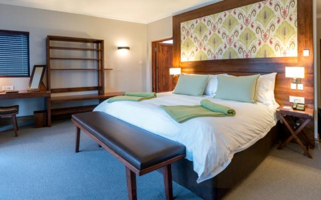 Ilala Lodge Deluxe Room in Victoria Falls, Zimbabwe