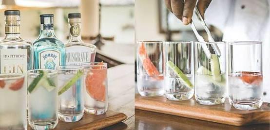 Gin and tonic days at Ilala Lodge, Victoria Falls, Zimbabwe