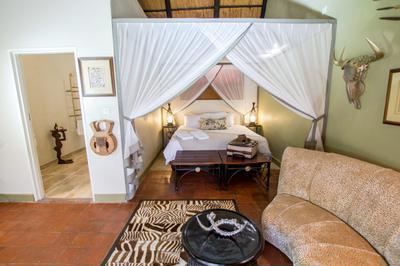 Beautiful rooms at Nguni Lodge