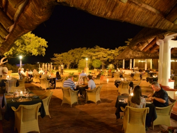 Jungle Junction, Victoria Falls Hotel - Victoria Falls, Zimbabwe