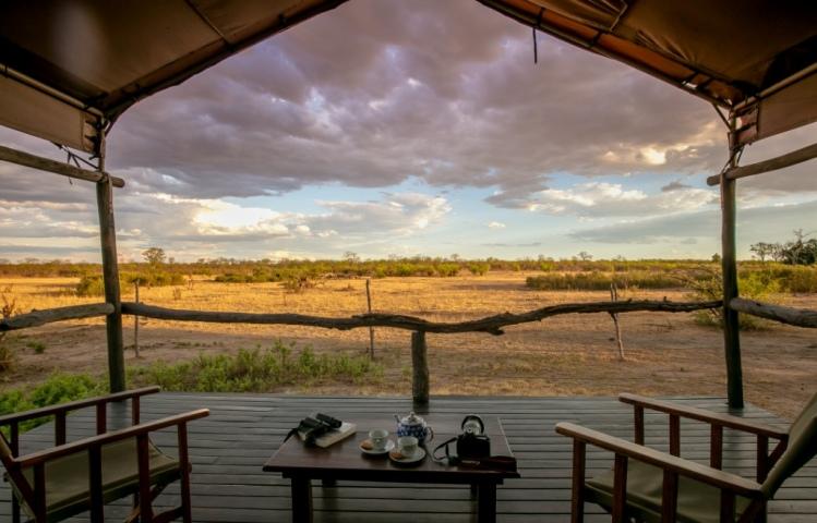 Kapula Camp, Hwange National Park, Zimbabwe