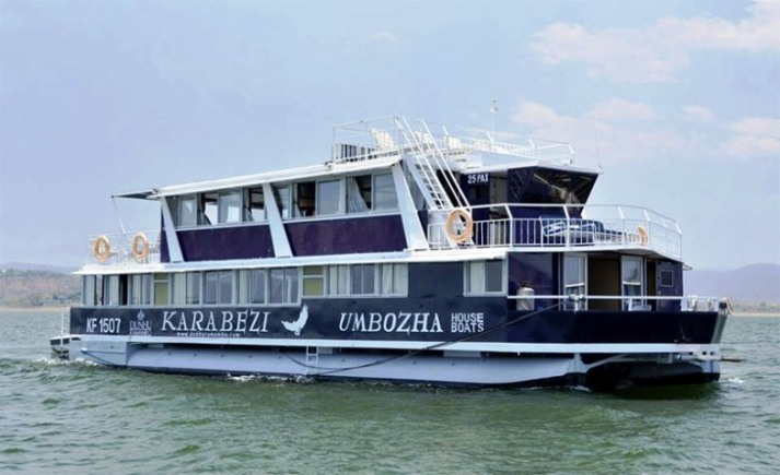 The Karabezi Houseboat