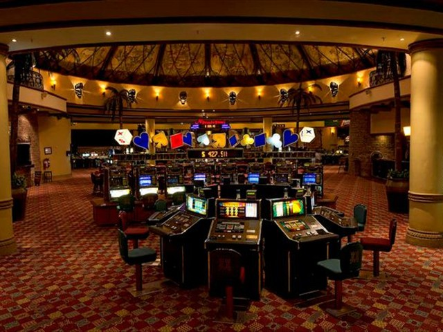 Play all night in the casino