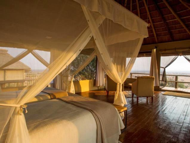 Kubu Kubu Tented Lodge - Central Serengeti National Park, Zimbabwe