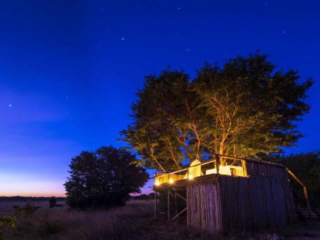 Little Makalolo Camp, Hwange National Park, Zimbabwe