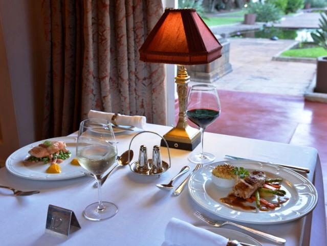 The Livingstone Room, Victoria Falls Hotel - Victoria Falls, Zimbabwe