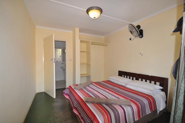1 of 3 standard double rooms