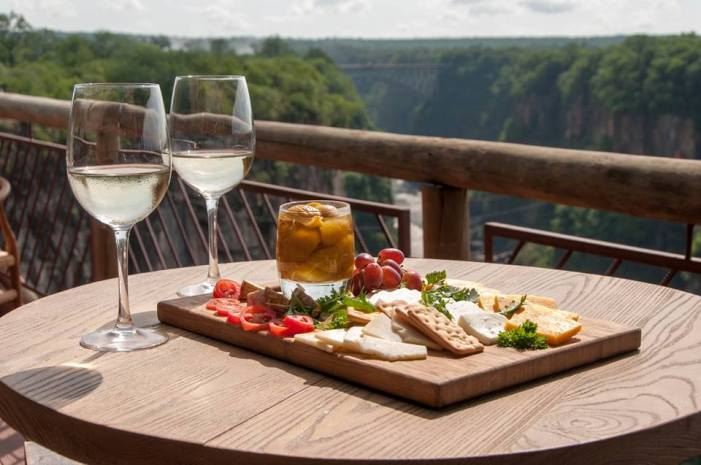 The Lookout Cafe Zambezi River Gorges - Victoria Falls Zimbabwe