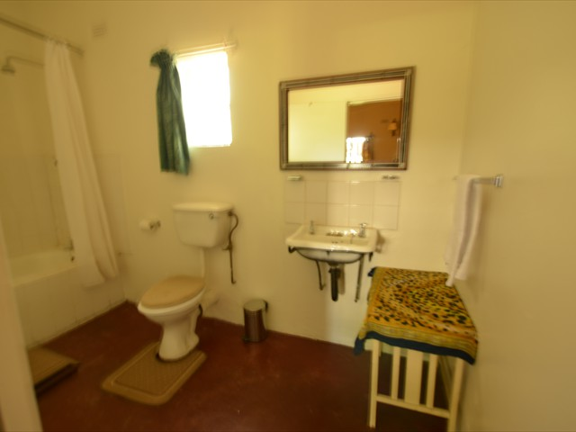 Bathroom of family room