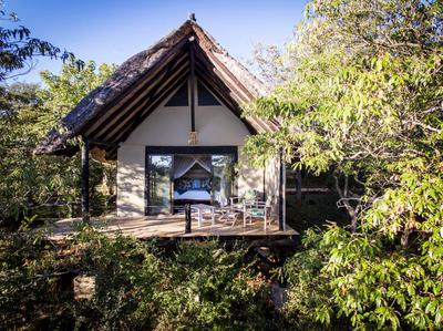 Masuwe Lodge - Wilderness Tent