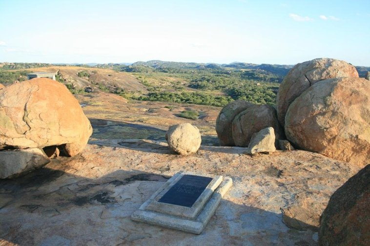 The Matobo Hills Zimbabwe