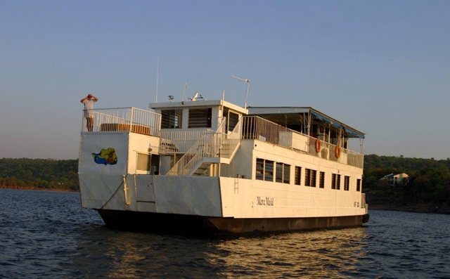 The Meremaid on Lake Kariba