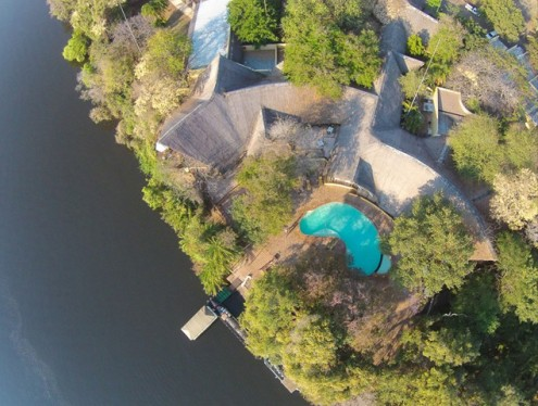 Chobe Safari Lodge, Chobe Riverfront, Botswana