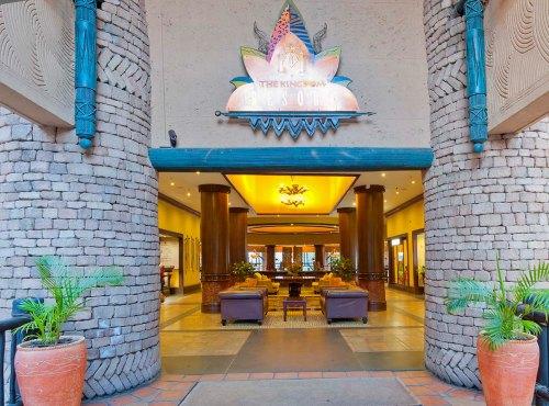 Kingdom Hotel - Victoria Falls Accommodation