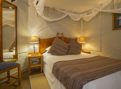 Lokuthula lodge - self catering and family Victoria Falls accommodation