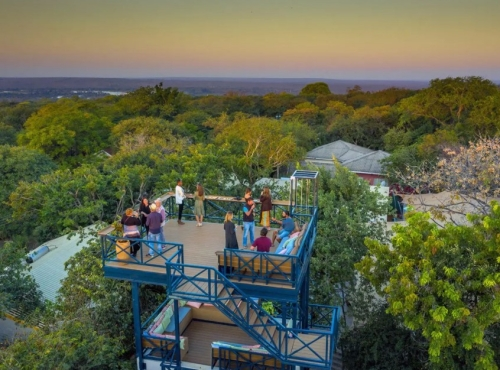 Shongwe Lookout Guest Lodge - Victoria Falls accommodation