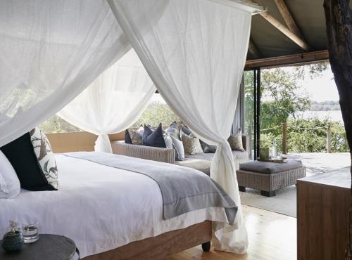Victoria Falls River Lodge - Victoria Falls accommodation