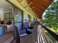 A'Zambezi River Lodge along the Zambezi River, near Victoria Falls, Zimbabwe